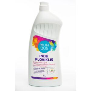 """Indų ploviklis """"Mundus"""" 1000ml."""