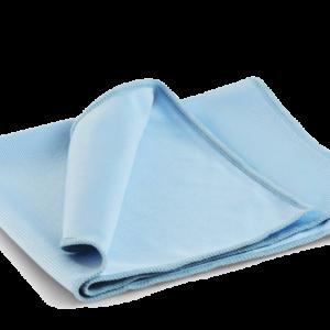 Mikro pluošto stiklų valymo šluostė